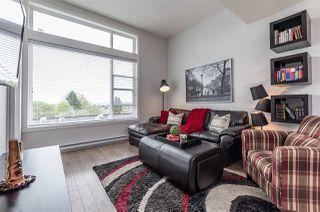 Photo 2: 430 15956 86A Avenue in Surrey: Fleetwood Tynehead Condo for sale : MLS®# R2262802