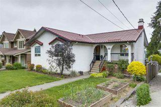 Photo 1: 512 AMESS Street in New Westminster: The Heights NW House for sale : MLS®# R2270415