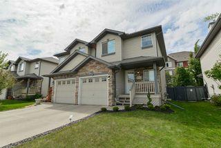 Main Photo: 1146 BARNES Way in Edmonton: Zone 55 House Half Duplex for sale : MLS®# E4113429