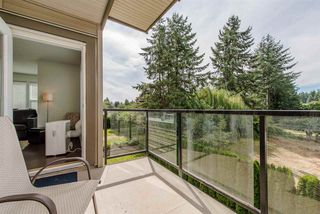 "Photo 1: 313 33538 MARSHALL Road in Abbotsford: Central Abbotsford Condo for sale in ""The Crossing"" : MLS®# R2284639"