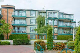 Photo 1: 307 898 Vernon Ave in VICTORIA: SE Swan Lake Condo for sale (Saanich East)  : MLS®# 791894