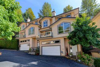 """Photo 1: 54 1238 EASTERN Drive in Port Coquitlam: Citadel PQ Townhouse for sale in """"Parkview Ridge"""" : MLS®# R2308855"""