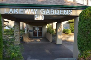 """Photo 19: 306 2410 EMERSON Street in Abbotsford: Abbotsford West Condo for sale in """"Lakeway Gardens"""" : MLS®# R2328859"""
