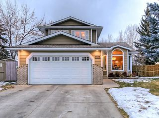 Photo 1: 141 SUNWOOD Place SE in Calgary: Sundance Detached for sale : MLS®# C4221306