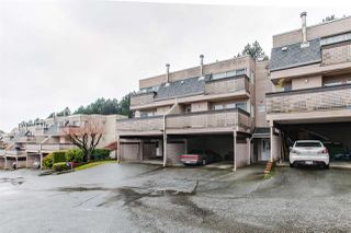 Photo 1: 149 2721 ATLIN Place in Coquitlam: Coquitlam East Townhouse for sale : MLS®# R2338045