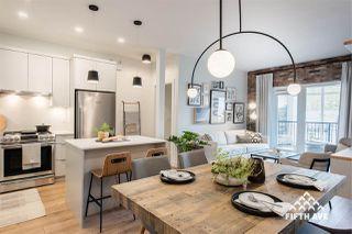 "Photo 1: 203 2485 MONTROSE Avenue in Abbotsford: Central Abbotsford Condo for sale in ""Upper Montrose"" : MLS®# R2341414"