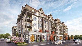 "Photo 2: 203 2485 MONTROSE Avenue in Abbotsford: Central Abbotsford Condo for sale in ""Upper Montrose"" : MLS®# R2341414"