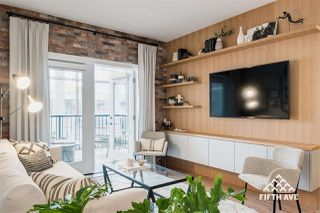 "Photo 5: 203 2485 MONTROSE Avenue in Abbotsford: Central Abbotsford Condo for sale in ""Upper Montrose"" : MLS®# R2341414"