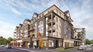 "Photo 1: 203 2485 MONTROSE Avenue in Abbotsford: Central Abbotsford Condo for sale in ""Upper Montrose"" : MLS®# R2341414"