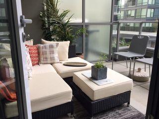 "Photo 1: 353 108 W 1ST Avenue in Vancouver: False Creek Condo for sale in ""Wall Centre False Creek"" (Vancouver West)  : MLS®# R2346461"
