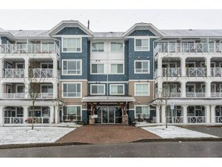 "Main Photo: 108 16396 64 Avenue in Surrey: Cloverdale BC Condo for sale in ""The Ridge at Bose Farms"" (Cloverdale)  : MLS®# R2346779"