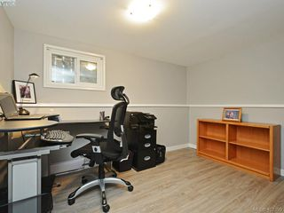 Photo 16: 593 Agnes Street in VICTORIA: SW Glanford Half Duplex for sale (Saanich West)  : MLS®# 407399