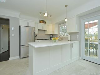 Photo 2: 593 Agnes Street in VICTORIA: SW Glanford Half Duplex for sale (Saanich West)  : MLS®# 407399
