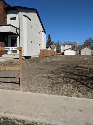 Main Photo: 11136 76 Avenue in Edmonton: Zone 15 Vacant Lot for sale : MLS®# E4151161