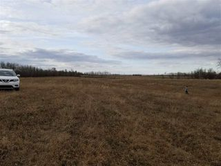 Photo 1: 582 township Road: Rural Sturgeon County Rural Land/Vacant Lot for sale : MLS®# E4153158
