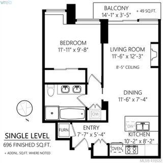 Photo 26: 1003 708 Burdett Avenue in VICTORIA: Vi Downtown Condo Apartment for sale (Victoria)  : MLS®# 410522