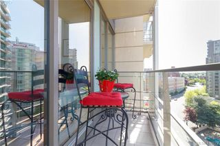 Photo 18: 1003 708 Burdett Avenue in VICTORIA: Vi Downtown Condo Apartment for sale (Victoria)  : MLS®# 410522