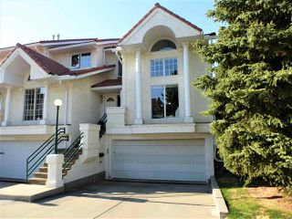 Photo 1: 4652 151 Street NW in Edmonton: Zone 14 Townhouse for sale : MLS®# E4157515