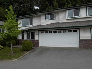 "Photo 2: 23 34250 HAZELWOOD Avenue in Abbotsford: Abbotsford East Townhouse for sale in ""Still Creek"" : MLS®# R2374307"