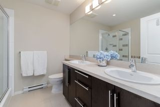 """Photo 15: 101 1125 KENSAL Place in Coquitlam: New Horizons Townhouse for sale in """"KENSAL WALK AT WINDSOR GATE"""" : MLS®# R2384199"""