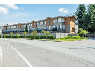 "Main Photo: 93 34248 KING Road in Abbotsford: Poplar Townhouse for sale in ""ARGYLE"" : MLS®# R2388553"