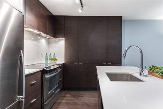 "Photo 1: 407 1677 LLOYD Avenue in North Vancouver: Pemberton NV Condo for sale in ""DISTRICT CROSSING"" : MLS®# R2403609"