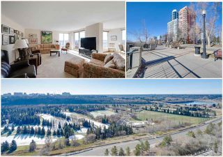 Photo 1: 1503 10010 119 Street in Edmonton: Zone 12 Condo for sale : MLS®# E4178776