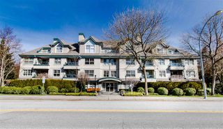 "Photo 1: 305 15325 17 Avenue in Surrey: King George Corridor Condo for sale in ""Berkshire"" (South Surrey White Rock)  : MLS®# R2450143"
