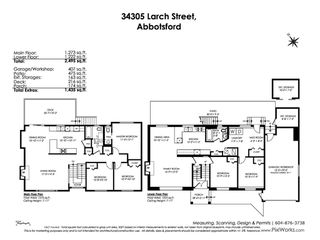 Photo 38: 34305 LARCH Street in Abbotsford: Abbotsford East House for sale : MLS®# R2457312