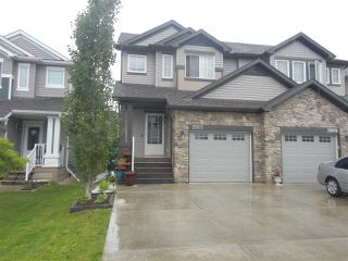 Main Photo: 21107 94 Avenue in Edmonton: Zone 58 House Half Duplex for sale : MLS®# E4204393