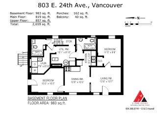 Photo 19: 803 E 24TH Avenue in Vancouver: Fraser VE House for sale (Vancouver East)  : MLS®# R2477891