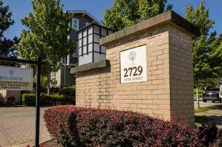 "Photo 17: 115 2729 158 Street in Surrey: Grandview Surrey Townhouse for sale in ""KALEDEN"" (South Surrey White Rock)  : MLS®# R2484303"