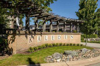 "Photo 1: 115 2729 158 Street in Surrey: Grandview Surrey Townhouse for sale in ""KALEDEN"" (South Surrey White Rock)  : MLS®# R2484303"