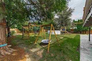 Photo 35: 20801 MCFARLANE Avenue in Maple Ridge: Southwest Maple Ridge House for sale : MLS®# R2489110