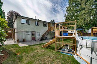 Photo 36: 20801 MCFARLANE Avenue in Maple Ridge: Southwest Maple Ridge House for sale : MLS®# R2489110