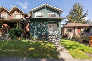 Main Photo: 171 W 18TH Avenue in Vancouver: Cambie House for sale (Vancouver West)  : MLS®# R2502366