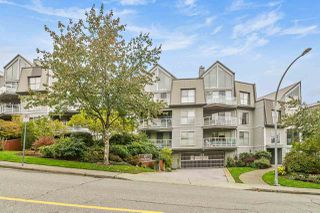 """Photo 1: 209 60 RICHMOND Street in New Westminster: Fraserview NW Condo for sale in """"GATEHOUSE PLACE"""" : MLS®# R2513350"""