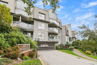 """Photo 2: 209 60 RICHMOND Street in New Westminster: Fraserview NW Condo for sale in """"GATEHOUSE PLACE"""" : MLS®# R2513350"""