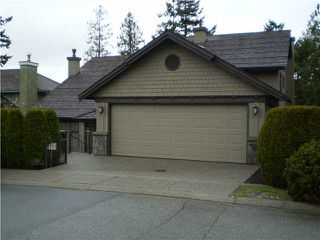 Photo 1: 5335 MONTE BRE Crescent in West Vancouver: Upper Caulfeild House for sale : MLS®# V879527
