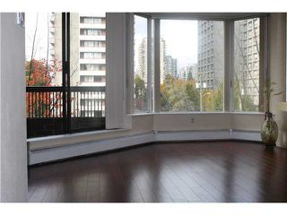 Photo 1: 601 1330 BURRARD Street in Vancouver: Downtown VW Condo for sale (Vancouver West)  : MLS®# V917979