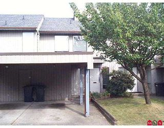 Photo 1: #299 32550 MACLURE RD in ABBOTSFORD: Abbotsford West Townhouse for rent (Abbotsford)