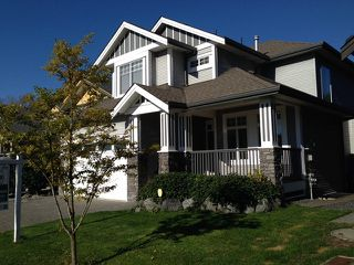 "Photo 1: 20223 74TH AV in Langley: Willoughby Heights House for sale in ""Jerico Ridge"" : MLS®# F1324399"