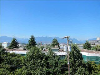 Photo 2: 408 1099 E BROADWAY in Vancouver: Mount Pleasant VE Condo for sale (Vancouver East)  : MLS®# V1043115