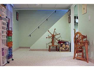 Photo 14: 19 Cook Road in WINNIPEG: Westwood / Crestview Residential for sale (West Winnipeg)  : MLS®# 1404356