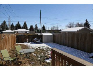 Photo 14: 8034 24 Street SE in CALGARY: Ogden_Lynnwd_Millcan Residential Attached for sale (Calgary)  : MLS®# C3605045