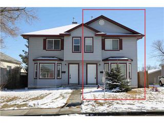 Photo 2: 8034 24 Street SE in CALGARY: Ogden_Lynnwd_Millcan Residential Attached for sale (Calgary)  : MLS®# C3605045