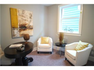 Photo 8: 334 W 14TH Avenue in Vancouver: Mount Pleasant VW Townhouse for sale (Vancouver West)  : MLS®# V1066314
