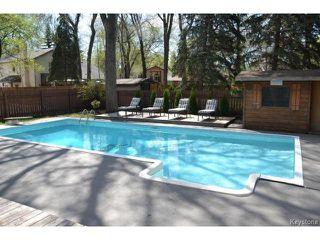 Photo 15: 19 Musgrove Street in WINNIPEG: Charleswood Residential for sale (South Winnipeg)  : MLS®# 1411763