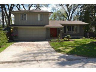 Photo 1: 19 Musgrove Street in WINNIPEG: Charleswood Residential for sale (South Winnipeg)  : MLS®# 1411763
