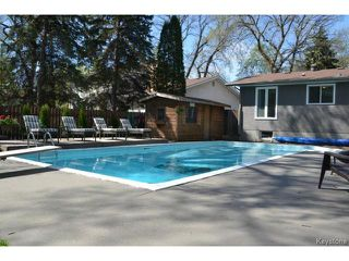 Photo 16: 19 Musgrove Street in WINNIPEG: Charleswood Residential for sale (South Winnipeg)  : MLS®# 1411763